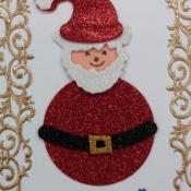 Kartki świąteczne w języku niemieckim - grudzień 2014