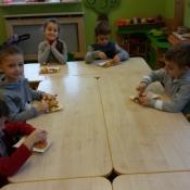 Warsztaty z jeżem w klasach zerowych