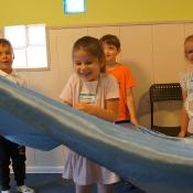 Biedronki i Żabki w Szkole Językowej Helen Doron