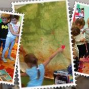 Przedszkolni odkrywcy małej i dużej Ojczyzny - wrzesień