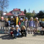 Przedszkolni odkrywcy małej i dużej Ojczyzny – kwiecień_22