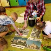 Przedszkolni odkrywcy małej i dużej Ojczyzny – marzec_15