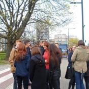 Wycieczka do Polin klas drugich Liceum
