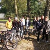 Rajd rowerowy klasy 2 GC