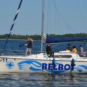 Rejs żeglarski w Sobieskim