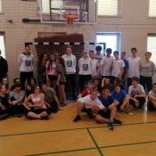 Spotkanie z koszykarkami