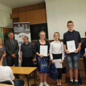 Sukces uczniów Gimnazjum w VIII Lubelskim Turnieju Chemicznym