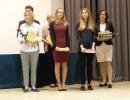 Gratulacje dla laureatów