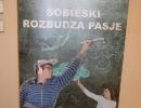 Historia Sobieskiego na tablicach szkolnych