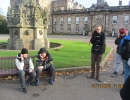 Sobieski Vagabonds w Edynburgu