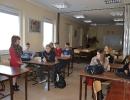 """Spotkanie z panią dr M. Sitarczyk na temat """"Komu i dlaczego zagraża Zespół Uzależnienia od Internetu?"""