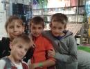Klasa 3c w Centrum Nauki Kopernik w Warszawie (13.10.2015)