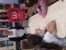 Lekcja języka niemieckiego prowadzona przez uczniów Gimnazjum i Liceum Jana III Sobieskiego