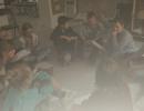 Warsztaty klasy 5a w Domu Słów (2.11.2015)