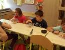 Warsztaty kulinarne w klasach 4 (8.06.2015)