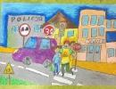 Bezpieczna droga do szkoły 2013