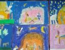 Kartka świąteczna - Boże Narodzenia 2013