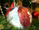 Świąteczne kartki i bombki choinkowe