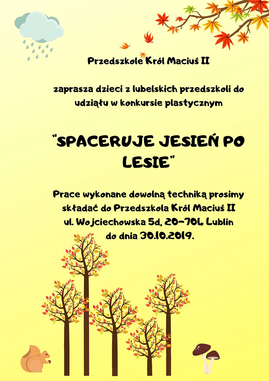 SPACERUJE JESIEN