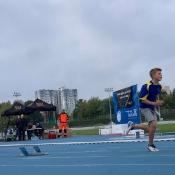 1 miejsce dla sztafety we Współzawodnictwie Sportowym Szkół (23.09.2021)