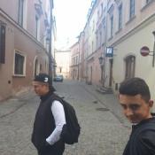 7b spaceruje po Starym Mieście (11.10.2018)