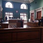 8a w Sądzie Rejonowym na Dniu Wymiaru Sprawiedliwości (23.05.2019)