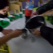 Andrzejki w klasach 4-6 (26.11.2015)