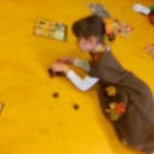 Bal Jesienny w klasach 0 (28.10.2020)