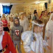 Bal Wszystkich Świętych 2017 r. - klasy 0 - 3_15