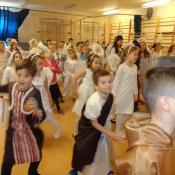Bal Wszystkich Świętych 2017 r. - klasy 0 - 3_16