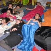"""Baśniowy """"wieczór"""" w klasie IVB_7"""