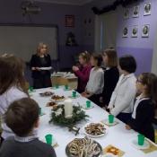 Bożonarodzeniowe świętowanie w naszej szkole