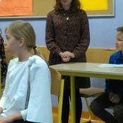 Ciekawa lekcja języka polskiego w klasie VA
