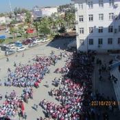 Szkolne mole książkowe w Turcji_4
