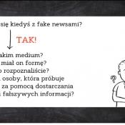 Czarna wołga, czyli jak powstają fake newsy - lekcja muzealna w 5a (10.05.2021)
