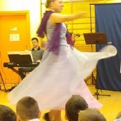 Drugoklasiści na koncercie muzyki filmowej (20.02.2020)