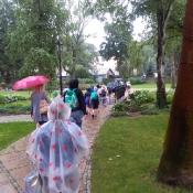 Drugoklasiści w okolicach Nałęczowa (12.06.2018)