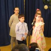 Dzień babci i dziadka 2016 r. - klasa II A