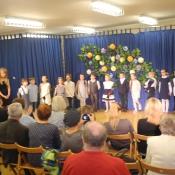Dzień babci i dziadka 2016 r. - klasa II B