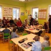 Dzień Babci i Dziadka w klasie I B - 2017 r._1