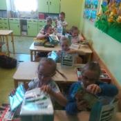 Dzień Dziecka w klasie I A - 2019 r._2
