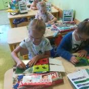 Dzień Dziecka w klasie I A - 2019 r.