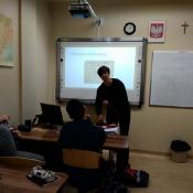 Dzień Myśli Braterskiej - prezentacja w 8b (28.02.2019)