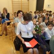 Dzień Nauczyciela w klasach 1-3 (14.10.2016)