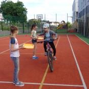 Egzamin na kartę rowerową (czerwiec 2016)