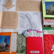 Geograficzne lapbooki