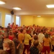 Jesienny bal klas drugich i trzecich (25.09.2019)