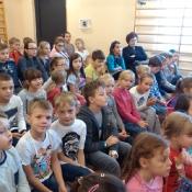 Jesienny koncert przygotowany przez klasy zerowe (28.10.2016)
