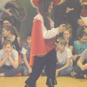 Karnawał w naszej szkole