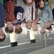 Klasa 3c na wystawie LEGO 2015r.